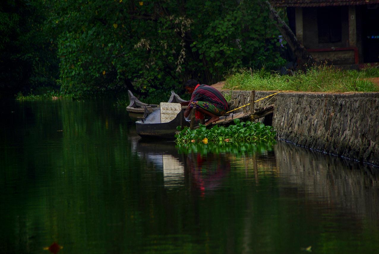 A Claude Monet
