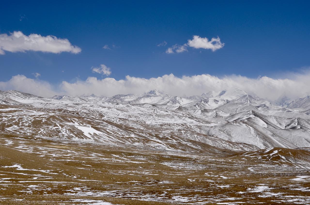 Vue de l'Himalaya