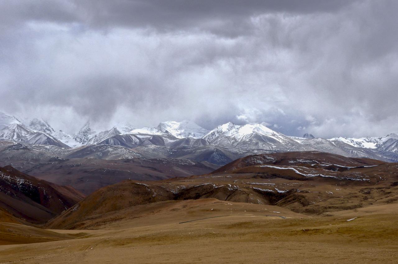 Vue de l'Himalaya 2
