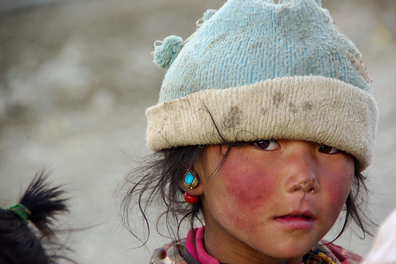Petite tibétaine
