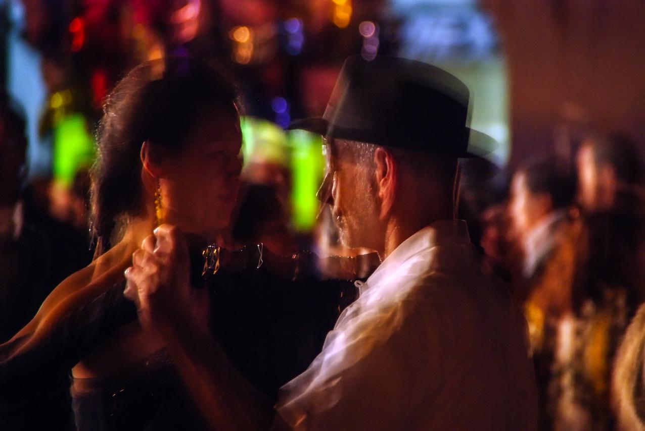 Tango à San Christobal